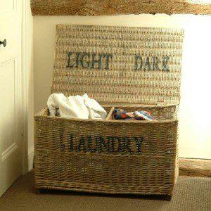 kosz na pranie